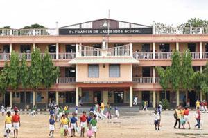 St Francis de Sales High School Khammam