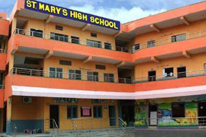 St. Mary's High School