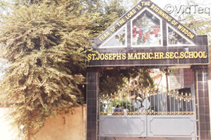 St. Joseph Matriculation Higher Secondary School