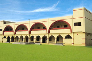 St Anthony's Junior College, Agra