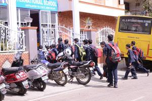 V.L.S. Vidya Sagar High School, Basaveshwara Nagar