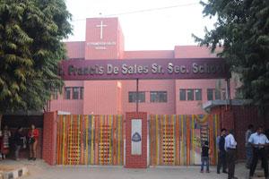 St. Francis De Sales School, Janakpuri, Delhi