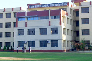Laxmi Public School, Lakshmi Nagar