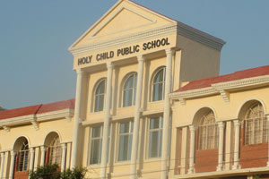 Holy Child Public School Faridabad