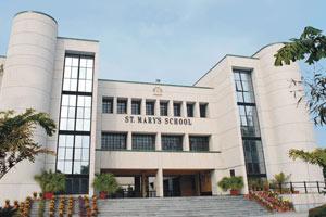 St Mary's School, Dwarka